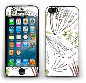 Flora Skin IPhone 5s