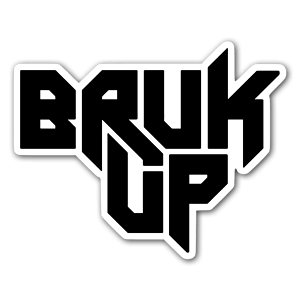 Bruk Up  sticker