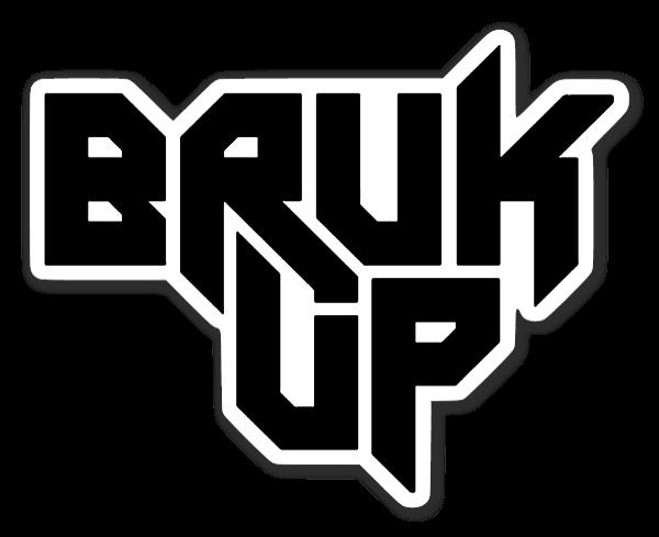 Bruk Up sticker