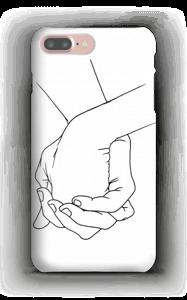 Kädet kuoret IPhone 7 Plus