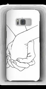 Du svarer deksel Galaxy S8
