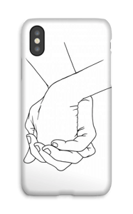 you & me case IPhone X