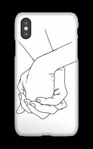Du svarer deksel IPhone X