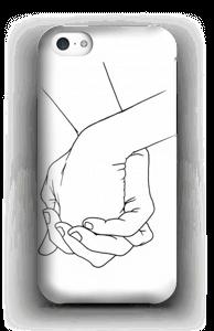Kädet kuoret IPhone 5c