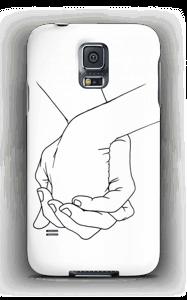 Me & You case Galaxy S5