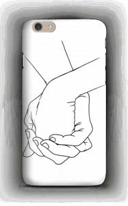Kädet kuoret IPhone 6 Plus