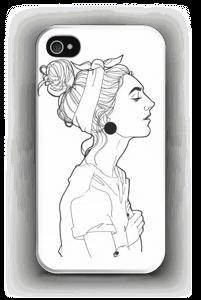 Nuttura kuoret IPhone 4/4s