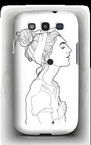 Kvinne deksel Galaxy S3