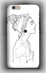 Kvinne deksel IPhone 6
