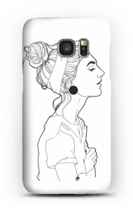 Ich genieße! Handyhülle Galaxy S7