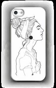 Vrouwenbaas hoesje IPhone SE