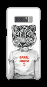 Grrrl Power case Galaxy Note8