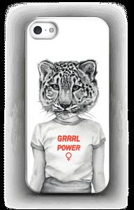 Grrrl Power Coque  IPhone 5/5S