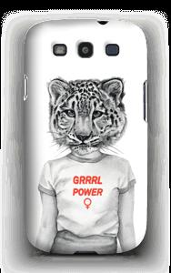 Grrrl Power cover Galaxy S3
