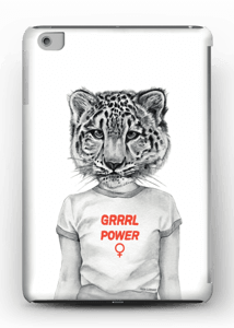 Grrrl Power cover IPad mini 2