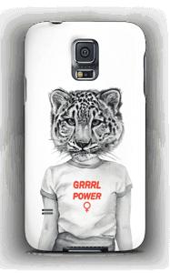 Guurl Power case Galaxy S5