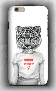 Grrrl Power deksel IPhone 6