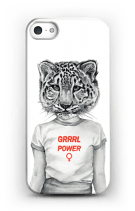 Grrrl Power case IPhone SE