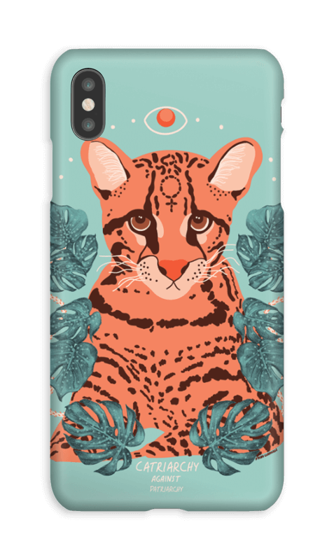 Catriarchy case IPhone XS Max