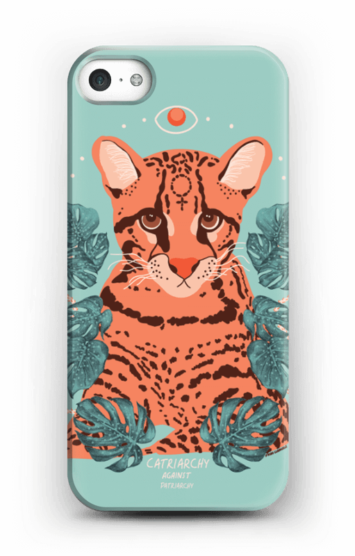 Catriarchy case IPhone SE