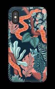Jungle Cats case IPhone X tough