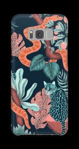 Viidakkokissat kuoret Galaxy S8 Plus