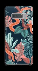 Viidakkokissat kuoret Galaxy Note8