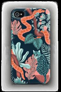 Viidakkokissat kuoret IPhone 4/4s
