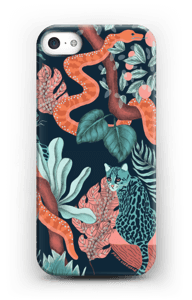 Jungle Cats case IPhone 5/5S