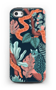 Jungle Cats skal IPhone 5/5s tough