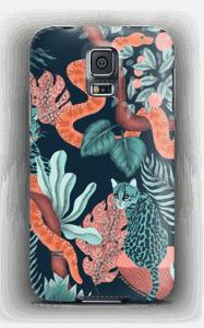 Jungle Cats case Galaxy S5