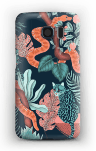 Viidakkokissat kuoret Galaxy S6