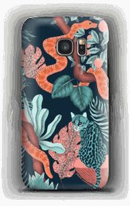 Viidakkokissat kuoret Galaxy S7