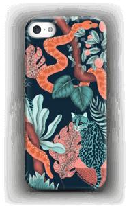 Jungle Cats case IPhone SE