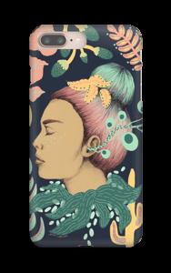 Plant Grl deksel IPhone 8 Plus