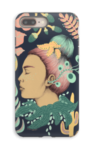 Plant Grl kuoret IPhone 8 Plus tough