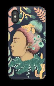 Plant Grl case IPhone X tough
