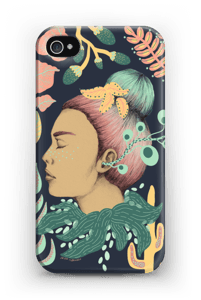Plant Grl deksel IPhone 4/4s