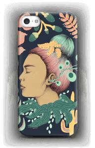 Femme Plante Coque  IPhone 5/5S
