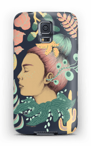 Plant Grl case Galaxy S5