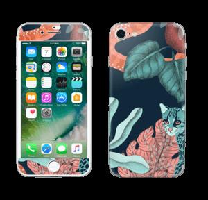 Jungelkatt Skin IPhone 7