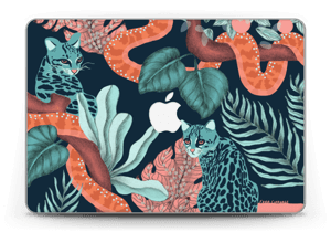 "Chat Sauvage Skin MacBook Pro Retina 13"" 2015"