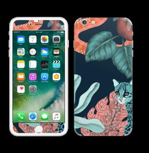 Jungle Cats  Skin IPhone 6 Plus