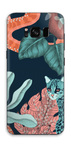 Jungle Cats  Skin Galaxy S8