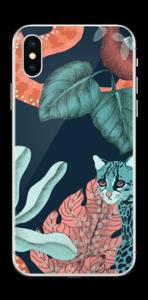 Jungle Cats Skin IPhone XS