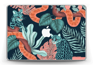 "Chat Sauvage Skin MacBook Pro 13"" -2015"