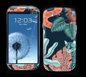 Jungle Cats Skin Galaxy S3