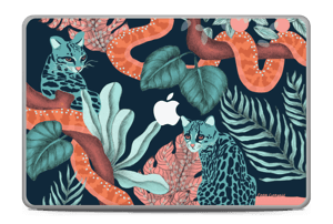 "Chat Sauvage Skin MacBook Pro 17"" -2015"