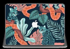 "Chat Sauvage Skin MacBook Pro Retina 15"" 2015"