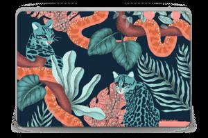 Chat Sauvage Skin Laptop 15.6